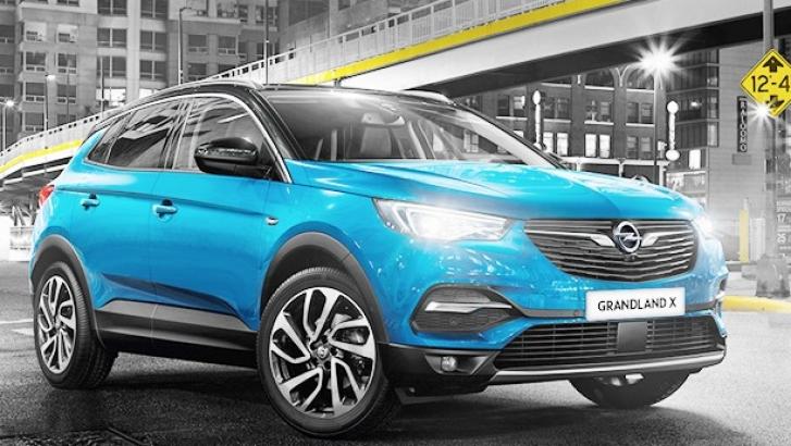 Opel'den Grandland X için VIP test sürüşü deneyimi
